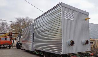 Блочно-модульная котельная Thermarus-900