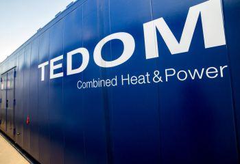 Газопоршневые установки Tedom